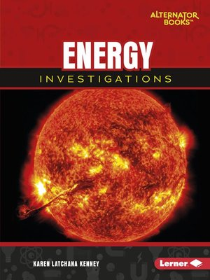 cover image of Energy Investigations