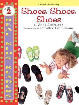 cover image of Shoes, Shoes, Shoes