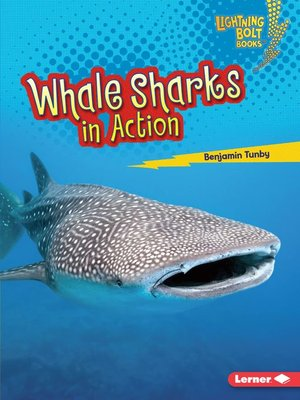 cover image of Whale Sharks in Action