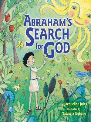 cover image of Abraham's Search for God
