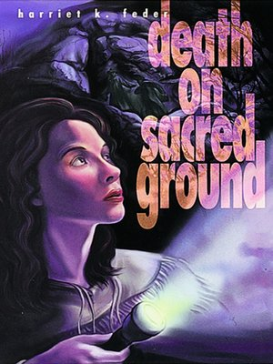 cover image of Death on Sacred Ground