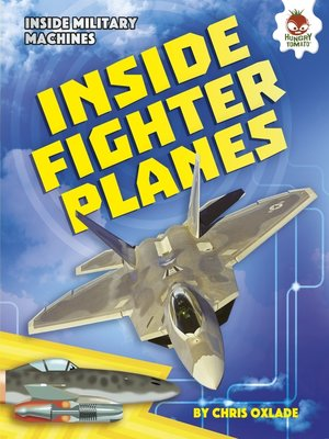 cover image of Inside Fighter Planes