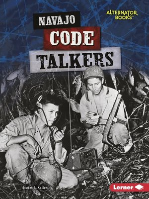 cover image of Navajo Code Talkers