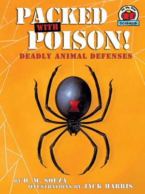 cover image of Packed with Poison!