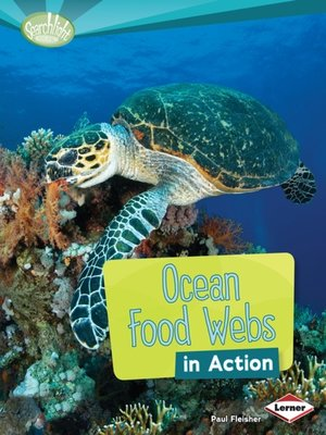 cover image of Ocean Food Webs in Action
