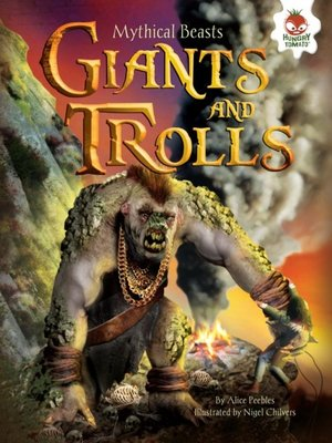 cover image of Giants and Trolls