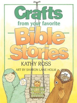 cover image of Crafts from Your Favorite Bible Stories