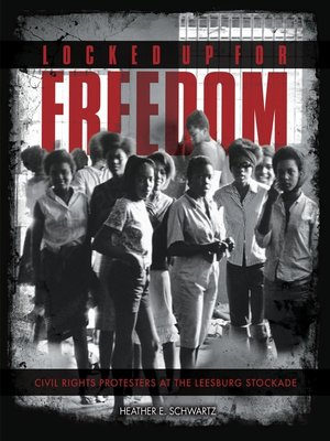 cover image of Locked Up for Freedom