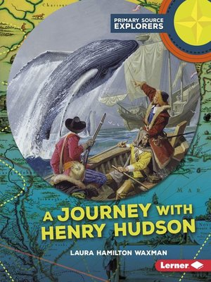 cover image of A Journey with Henry Hudson