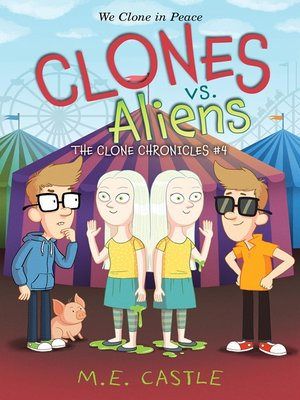 cover image of Clones vs. Aliens