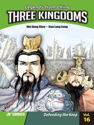 cover image of Three Kingdoms, Volume 16