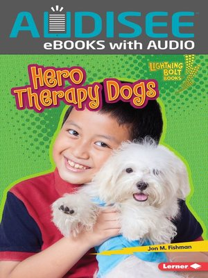 cover image of Hero Therapy Dogs