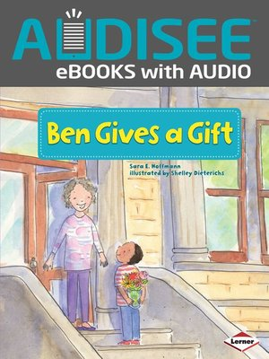 cover image of Ben Gives a Gift