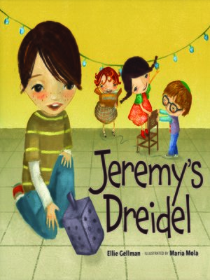 cover image of Jeremy's Dreidel