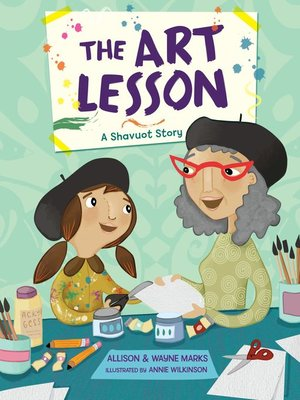 cover image of The Art Lesson