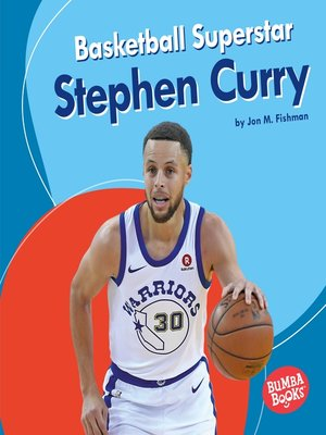 cover image of Basketball Superstar Stephen Curry