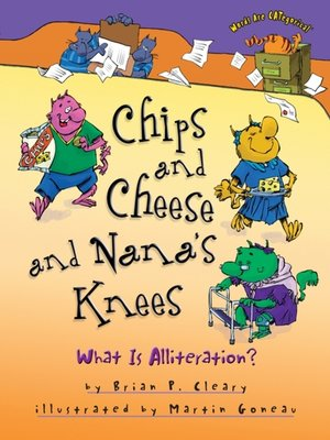 cover image of Chips and Cheese and Nana's Knees