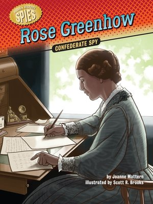 cover image of Rose Greenhow