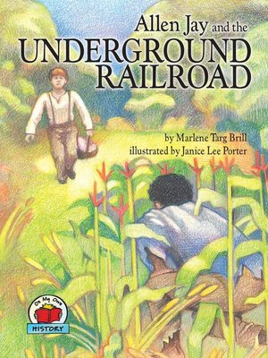 cover image of Allen Jay and the Underground Railroad