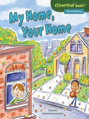 cover image of My Home, Your Home