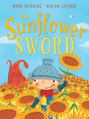cover image of The Sunflower Sword