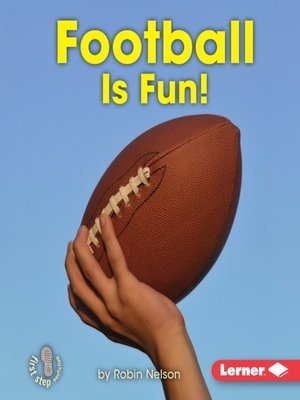 cover image of Football Is Fun!