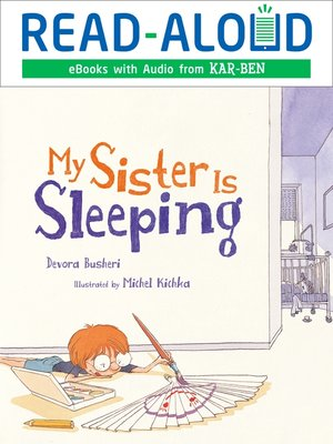 cover image of My Sister Is Sleeping