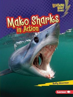 cover image of Mako Sharks in Action
