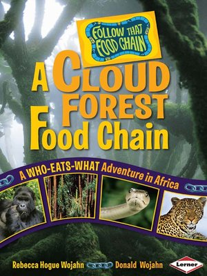 cover image of A Cloud Forest Food Chain