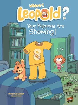 cover image of #1 Your Pajamas Are Showing!