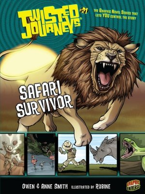 cover image of #21 Safari Survivor