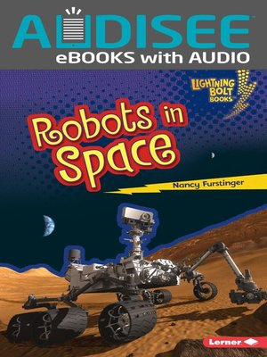 cover image of Robots in Space