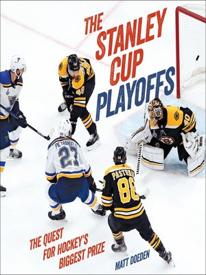 cover image of The Stanley Cup Playoffs