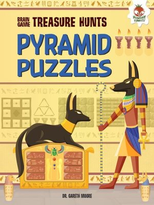 cover image of Pyramid Puzzles
