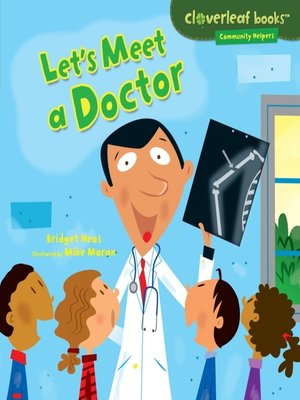 cover image of Let's Meet a Doctor