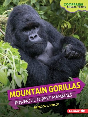 cover image of Mountain Gorillas