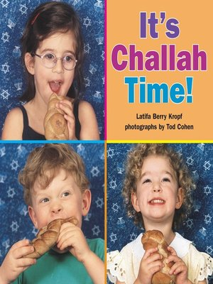 cover image of It's Challah Time!