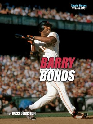 cover image of Barry Bonds