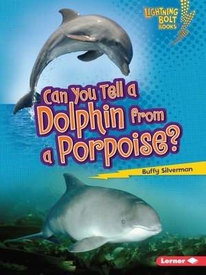 cover image of Can You Tell a Dolphin from a Porpoise?