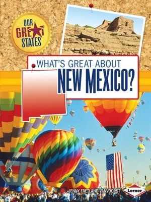 cover image of What's Great about New Mexico?