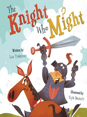 cover image of The Knight Who Might