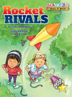 cover image of Rocket Rivals