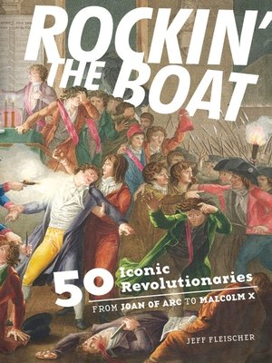 cover image of Rockin' the Boat