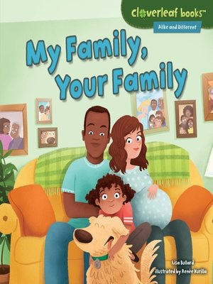 cover image of My Family, Your Family