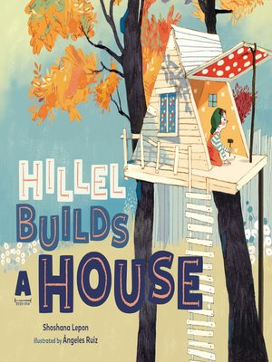cover image of Hillel Builds a House