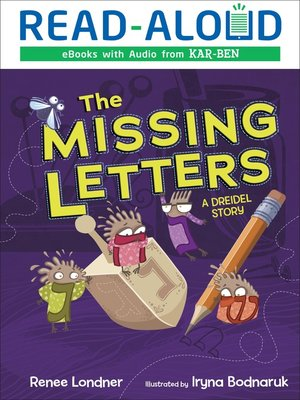 cover image of The Missing Letters