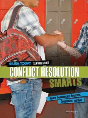 cover image of Conflict Resolution Smarts