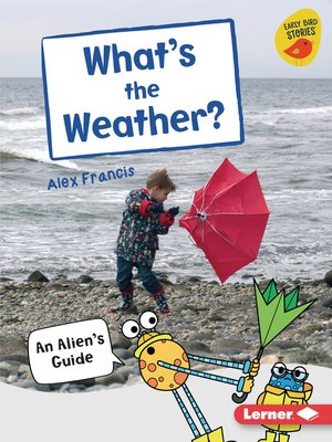cover image of What's the Weather?