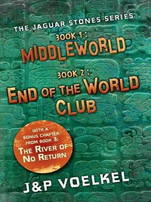 cover image of Middleworld / End of the World Club