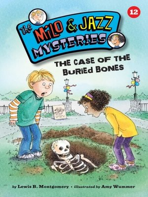 cover image of The Case of the Buried Bones